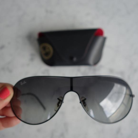 ac7c206f9a9e41 Ray-Ban Accessories   Rayban Sunglasses Rb3250 Black   Poshmark